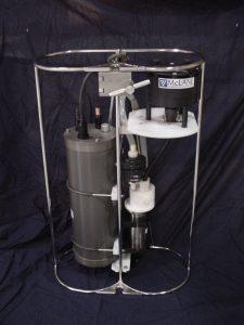 McLane WTS-LV upright Large Volume pump micro plastics micro-plastics